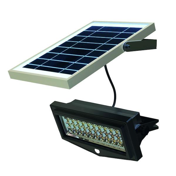 Projecteur orientable solaire