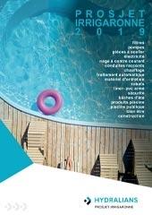 Catalogue piscine HYDRALIANS
